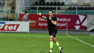 Son dakika spor haberi: TFF 1. Lig'de play-off ilk maçları yönetecek hakemler belli oldu!