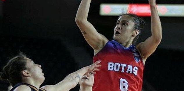 Çukurova Basketbol'dan kıl payı galibiyet