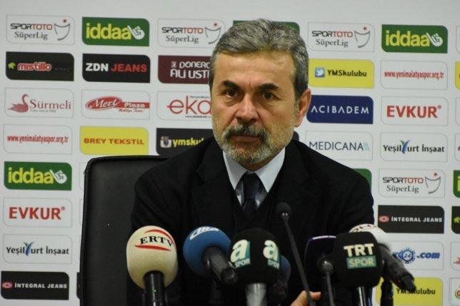 Aykut Kocaman'ın sözleri idmana damga vurdu