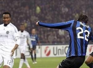 Inter - Chelsea (Şampiyonlar Ligi)