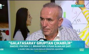 Zoran Simovic: Galatasaray taraftarını unutamıyorum