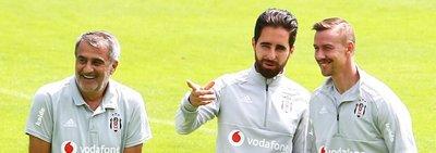 Şenol Güneş sonrası dönem için Beşiktaş'tan ilk hamle geldi!