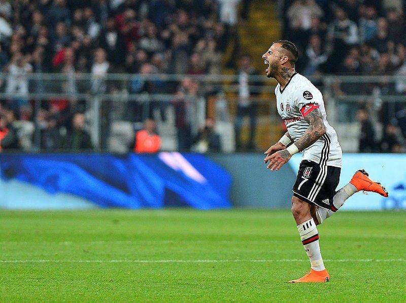 Beşiktaştan sürpriz Quaresma kararı