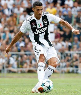 Ronaldo rüzgarı!