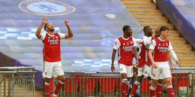 Arsenal 2-1 Chelsea | MAÇ SONUCU