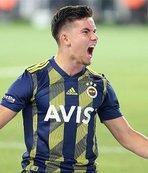 Ferdi'den milli maçta 1 gol