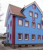 Bordo mavi aşk
