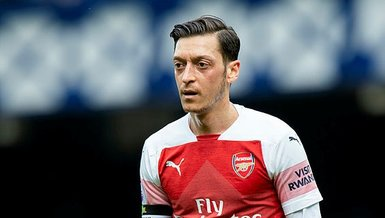 Mesut Ozil's future could be sorted in January, says Arsenal's Arteta