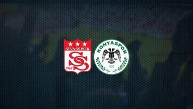 Sivasspor - Konyaspor maçı ne zaman, saat kaçta ve hangi kanalda canlı yayınlanacak? | Süper Lig
