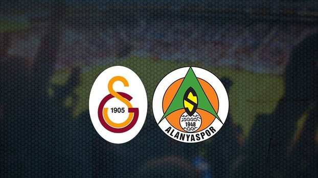 Galatasaray - Alanyaspor maçı ne zaman, saat kaçta ve hangi kanalda canlı yayınlanacak? | Süper Lig