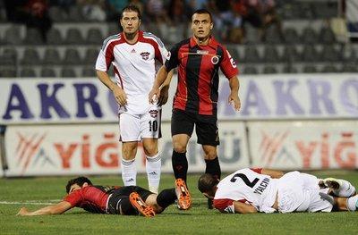 Gençlerbirliği - Gaziantepspor (Spor Toto Süper Lig 2. hafta maçı)