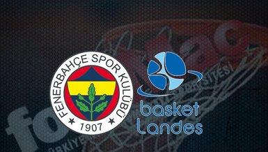 Fenerbahçe Safiport- Basket Landers maçı ne zaman? Saat kaçta? Hangi kanalda? | Euroleague Woman