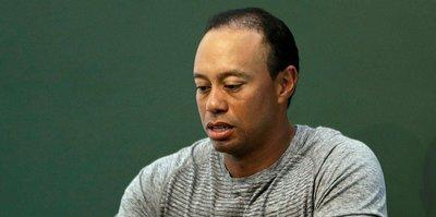Tiger Woods'a alkollü araç kullanmadan gözaltı!