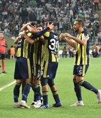 Fenerbahçe grup mücadelelerinde başaralı