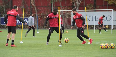 Gençlerbirliği'nde Kayserispor maçı hazırlıkları