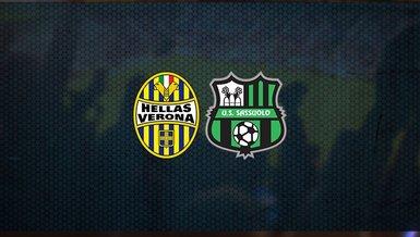 Hellas Verona - Sassuolo maçı ne zaman, saat kaçta ve hangi kanalda canlı yayınlanacak? | İtalya Serie A