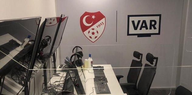 TFF'den VAR odalarına corona virüsü ayarı - Futbol -