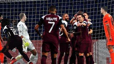 Son dakika... Medipol Başakşehir 0-2 PSG   MAÇ SONUCU   Özet