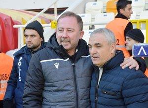 Yeni Malatyaspor - Sivasspor maçından dikkat çeken kareler