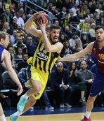 Fenerbahçe Beko İspanya'ya gitti