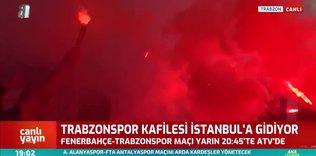 trabzonspora coskulu ugurlama iste o anlar 1592239651021 - Hüseyin Çimşir Fenerbahçe'yi analiz etti şifreyi verdi!