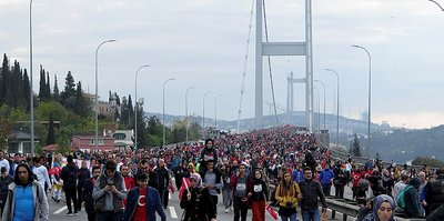 İstanbul Maratonu'nda önemli hata