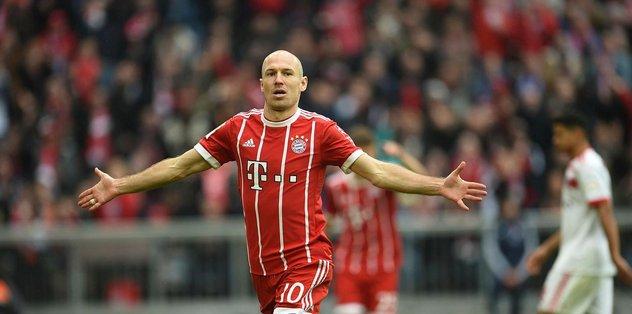 Robben: Atmosfer muazzam!