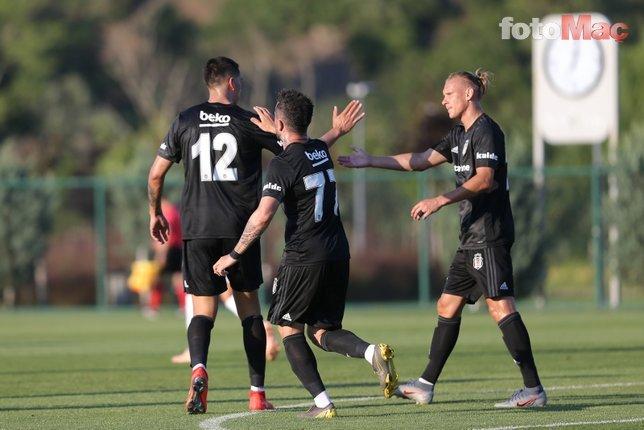 Beşiktaş Sevilla'nın yıldızını kadrosuna katıyor
