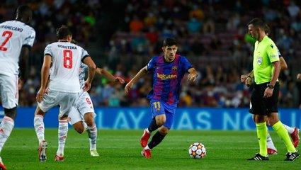 Son dakika spor haberi: Yusuf Demir Barcelona tarihine geçti! Messi'den sonra...