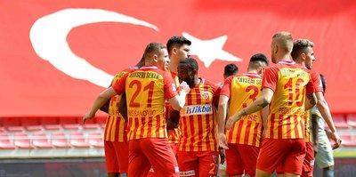Kayserispor 2-1 Yeni Malatyaspor | MAÇ SONUCU