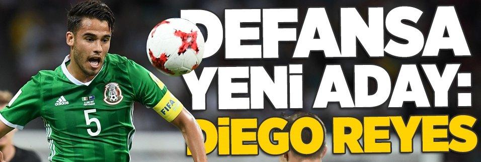 Defansa yeni aday: Diego Reyes!