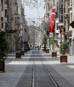 Bayramda sokaklar sessiz kaldı! Sokağa çıkma yasağı