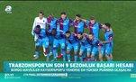 Trabzonspor'un son 9 sezonluk başarı hesabı