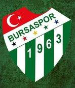 Bursaspor antrenörü görevinden ayrıldı