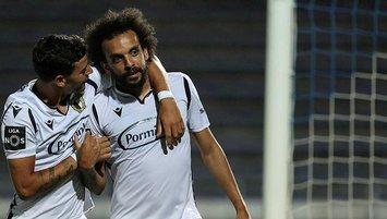 Fabio Martins elden kaçtı!