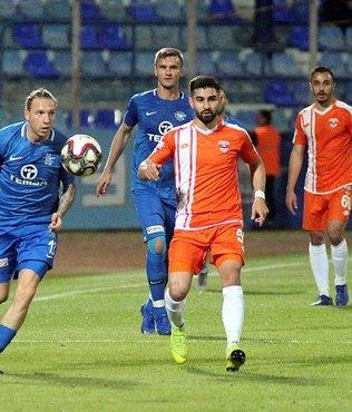 Adanaspor 0-0 Adana Demirspor   MAÇ SONUCU