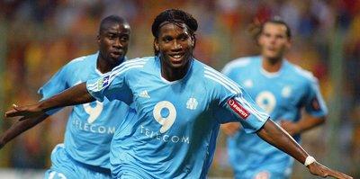 Drogba'ya büyük onur! Ibrahimovic'i geride bıraktı