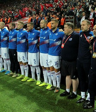 İzlanda cephesinden Türkiye itirafı!