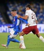 Napoli Roma'yı 2-1 yendi! Napoli ligde kaçıncı sırada? Fikstürü...