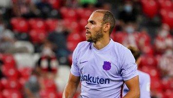 Barcelona'da Braithwaite ameliyat olacak!