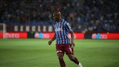 Trabzonspor'da Nwakaeme Kasımpaşa'yı boş geçmiyor!