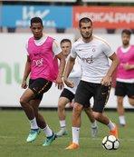 Galatasaray'da Yeni Malatyaspor maçı hazırlıkları