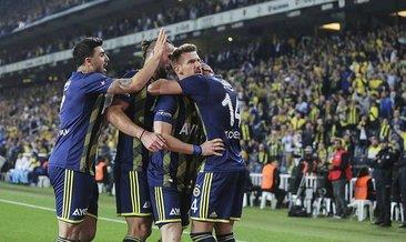 Fenerbahçe 3-2 Kasımpaşa | MAÇ SONUCU