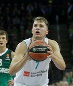 Ekim ayının MVP'si Doncic