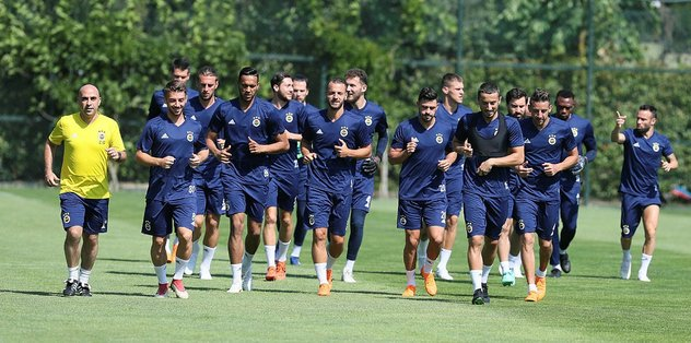 Fenerbahçe ilk hazırlık maçını İstanbulspor ile yapacak
