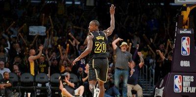 Andre Ingram NBA tarihine geçti!