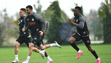 Son dakika spor haberi: Konyaspor'da Galatasaray maçı öncesi 5 eksik