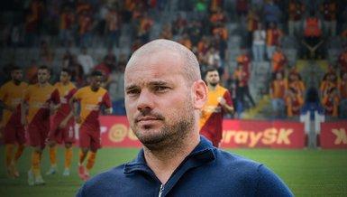 """Son dakika sporhaberi: Wesley Sneijder'den Galatasaray-PSV Eindhoven maçı sonrası flaş yorum! """"Ömer Bayram'ın son maçıydı"""""""