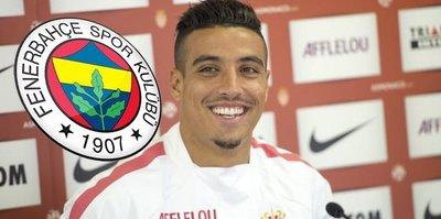 Nabil Dirar resmen Fenerbahçe'de