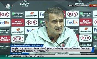 Şenol Güneş'ten G.Saray ve Trabzonspor açıklaması